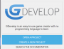 gdevelop5:tutorials:gdevelop_startscreen.png